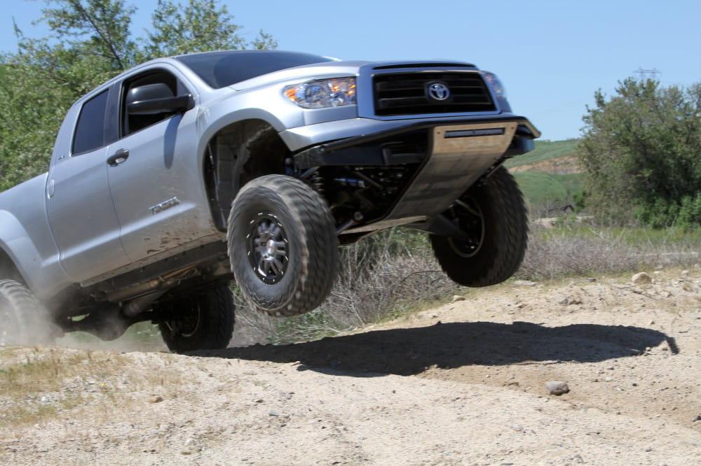 Длинноходная подвеска Total Chaos для Toyota Tundra 2007