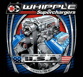 WHIPPLE SUPERCHARGERS