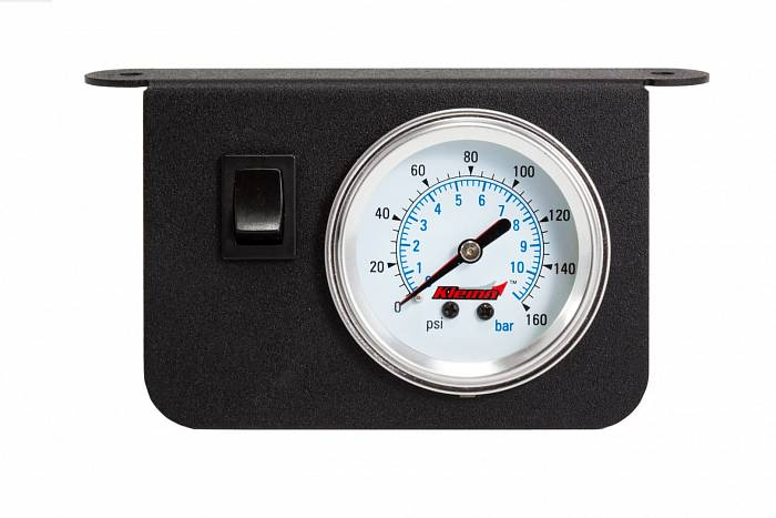 Panel Gauge w/ Switch
