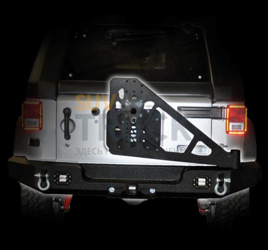 Add on tire carrier for RS-10 & RS-11